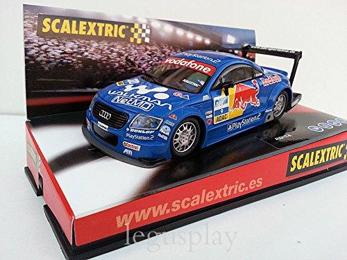 SCX Slot Scalextric 6131 Audi TT-R DTM Red Bull Ekström