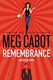 Remembrance by Meg Cabot front cover
