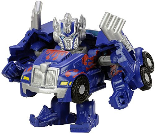 Q - Transformers QT01 Optimus Prime (Western Star 4900SB tractor)