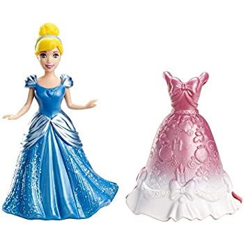 Disney Princesses - X9405 - Mini-Poupée - Mini Cendrillon et sa Tenue