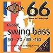 Rotosound CRS 66LE Jeu de Cordes Swing Basse Heavy 50-70-85-110