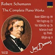 Schumann: The Complete Piano Works Vol. 12