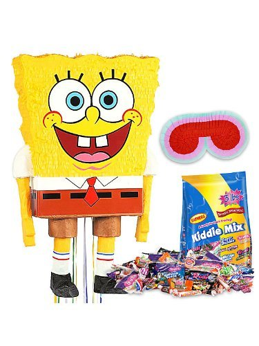 Spongebob Pinata-Set