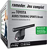 Rameder Pack Barres de Toit Tema pour Toyota AURIS Touring Sports Break...