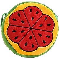 Black Temptation [Sandía] Lovely Fruit Kids Bolso de Hombro Bolso Crossbody para los Niños - Peluches y Puzzles precios baratos
