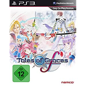 Tales of Graces f – Day One Edition