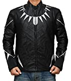 Chadwick Boseman Black Panther Costume Jacket