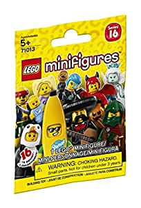 LEGO Minifigures - Personaggi mini, serie 16, lingua italiana non garantita, rif. 6138972