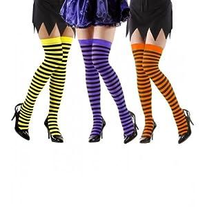 widmann-wdm1868t disfraz Adulto Unisex, Violeta/Naranja/Amarillo, wdm1868t