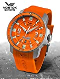 Vostok Europe Ekranoplan Automatik Ghost Wreck Special Edition NH35A-546A407