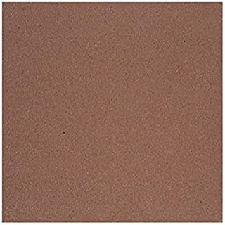 American Olean N01661A 6X6 ABRSV Quarry Naturals Lava Red Abrasive Tile, 6x6 Inch