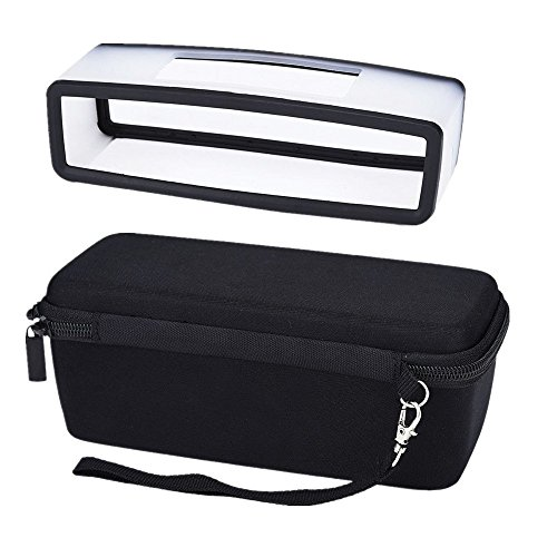 mudder-hard-travel-carrying-case-with-black-soft-cover-for-bose-soundlink-mini-i-and-mini-ii-bluetoo