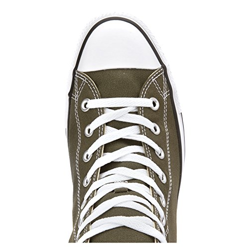 Converse Chuck Taylor All Star Hallo-top Sneaker HERBAL WHITE BLACK