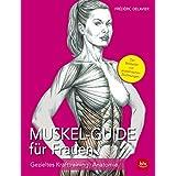 Muskel Guide für Frauen: Gezieltes Krafttraining - Anatomie
