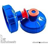 2 x Trinkdeckel Push-Pull mit Trinknippel Sportverschluss