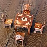 Generic Dollhouse Miniature Furniture Wo...