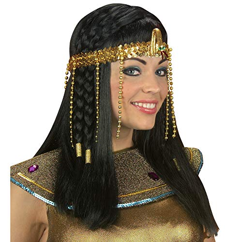 EGYPTIAN BEADED HEADRESS