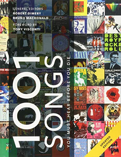1001 Songs: You Must Hear Before You Die (Stone Magazin-cover Rolling)