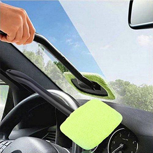 Delicacydex-Parabrezza-in-plastica-portatile-Easy-Cleaner-Easy-microfiber-Finestra-pulita-sulla-tua-auto-o-casa-lavabile-Fast-Easy-Shine-Pratico