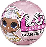 MGA Entertainment l.o.l. Surprise. Dolls Glam Glitter Series 2 - 1 A bambola - bambole, femminile, ragazza, 12 Anno (S), Surprise Ball