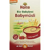 Holle Bio-Babybrei Babymüsli, 3er Pack (3 x 250 g)