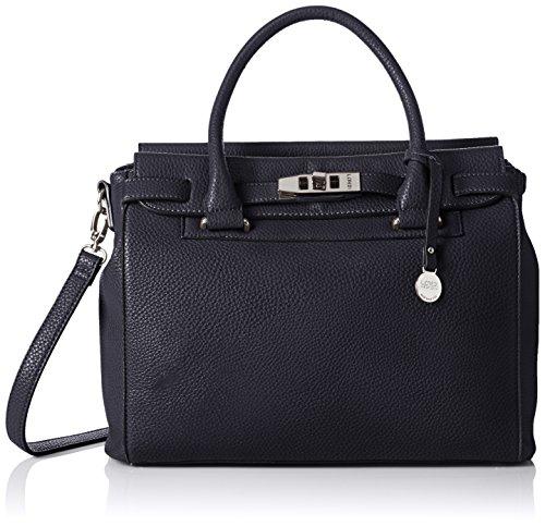 lcredi-damen-zurich-henkeltaschen-blau-marine-35x26x15-cm