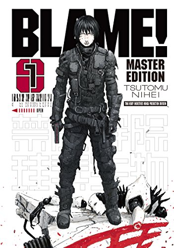 BLAME! Vol. 1 (English Edition)