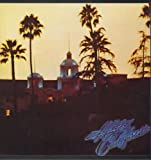 HOTEL CALIFORNIA LP UK ASYLUM 1976 9 TRACK GATEFOLD WITH INNER AND POSTER BUT INNER HAS SPLIT SEAM (K53051)