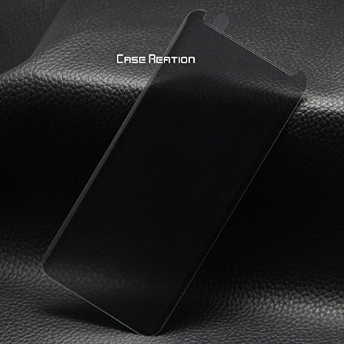 Case Creation Samsung Note8 Screen Protector Privacy Anti-Spy Tempered Glass (No Problem Brightness)3D Touch for Samsung Note 8
