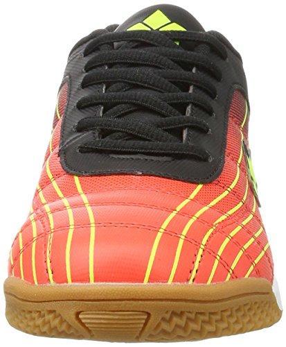 Lico Rockfield, Scarpe Sportive Indoor Uomo Arancione (Orange/black/lemon)