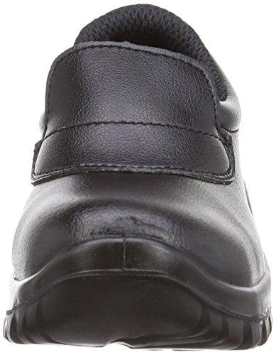 Blackrock - Src04, Calzature Di Sicurezza, unisex, bianco (white), 7 UK, 41 EU Nero (Black)