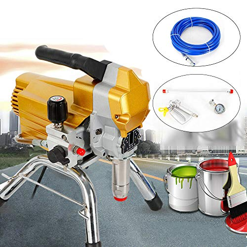 2200W Airless Hochdruck Spritzgerät Farbsprühgerät Wall Paint Spraying Maschine