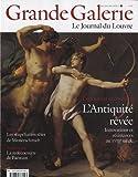 Grande Galerie, N° 14, Décembre-Janv - L'Antiquité rêvée