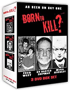 Born To Kill [3 DVD Boxset]