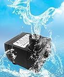 Gearmax® Mini Micro bomba sumergible de agua aceite Ultra silencioso sin escobillas Brushless 250L/H 4W