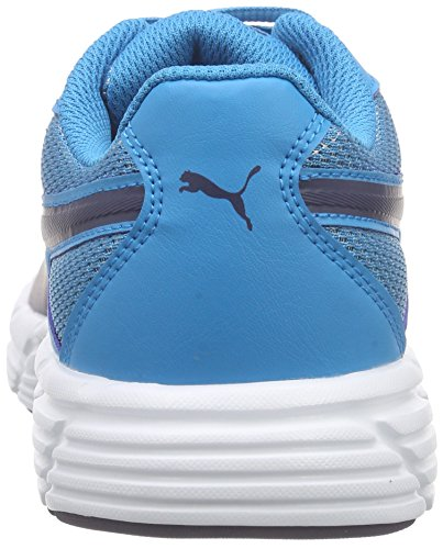Puma Axis v4 Mesh, Sneakers basses mixte adulte Blau (atomic blue-peacoat 05)