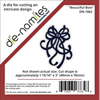 Die-Namites Die-Beautiful Bow, 1.9375