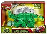 Mattel DPD38 - Dinotrux Hero Sounds Recyco Fahrzeug