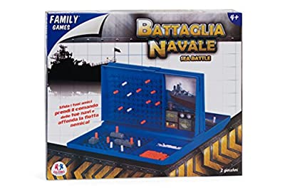 Globo Toys 36627Battleship Jeu de Famille