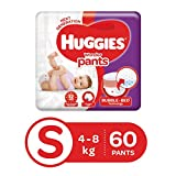 Huggies Wonder Pants S Diapers (60 Pieces)