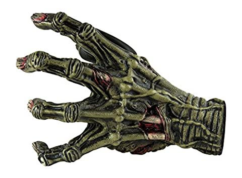GuitarGrip LHGH-133 Toxic Zombie Grip Studios Left Hand Facing Ghastly