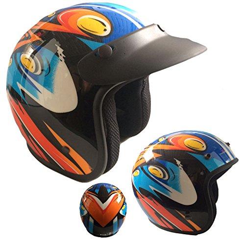 casco-jet-bambino-junior-taglia-s-m-l-xl-arancione-blu-nero-omologato-moto-scooter-con-frontino-calo