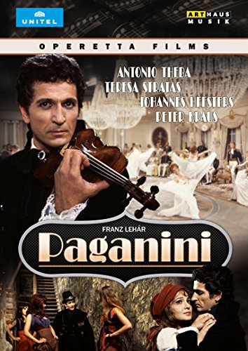Bild von Franz Lehár: Paganini