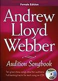 Andrew Lloyd Webber Audition Songbook -Female Edition- (Book, CD): Noten, CD für Frauenstimme (Gesang) Klavier (Gitarre): For Women