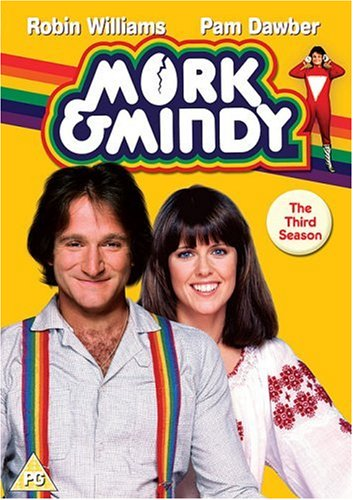 Mork & Mindy - The Third Season [1980] [DVD]