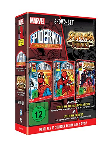 Amazing Spider-Man Box Set (6 DVDs)