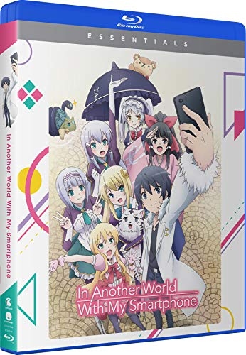 In Another World with My Smartphone: The Complete Series [Blu-ray] Smartphone-serie