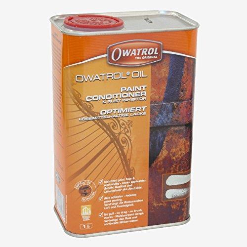 Preisvergleich Produktbild OWATROL Öl, Dose mit 1 Liter