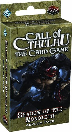 Call of Cthulhu Lcg: Shadow of the Monolith Asylum Pack (Living Card Game) by Ffg (Creator) (31-Jan-2012) Paperback