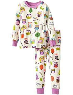 Hatley Pj Set (Ovl)- Party Owls - Pijama Niños